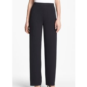 St John collection Santana Knit Stove Pants 8